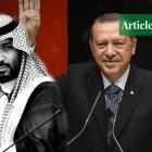 Saudi Arabia and Turkey