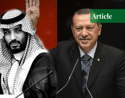 Saudi Arabia and Turkey