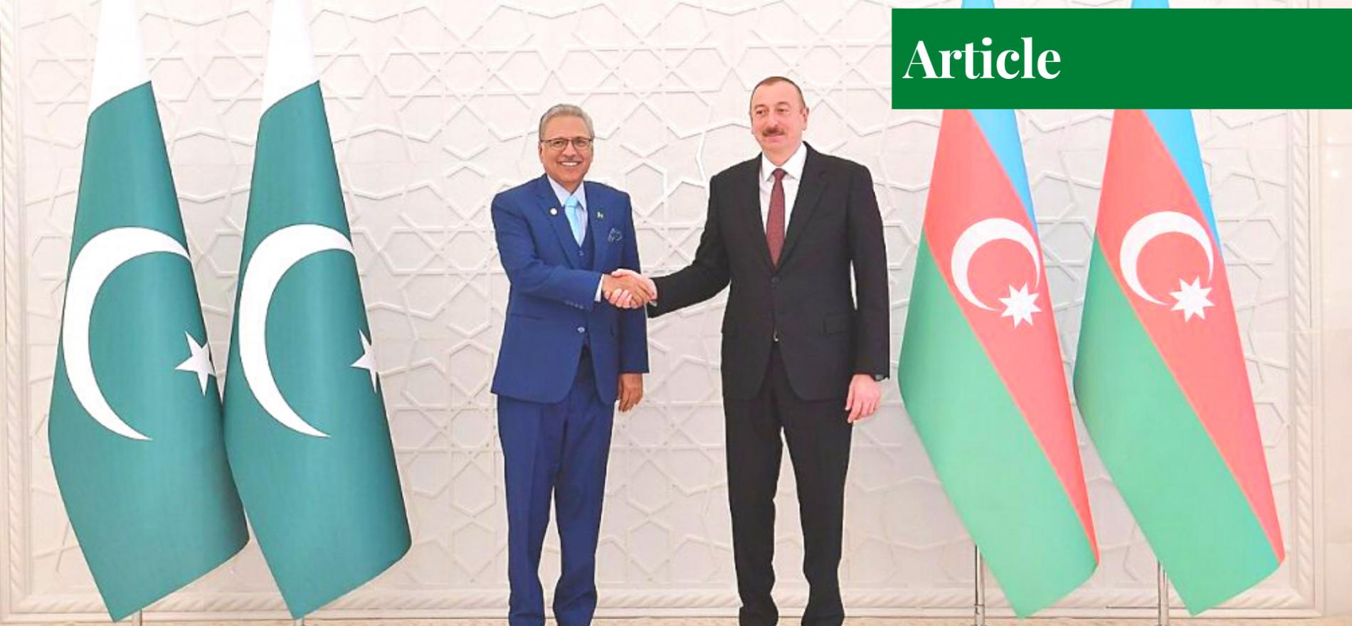 Pakistan Azerbaijan