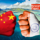 china and india in indian ocean