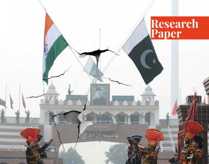 indian hegemony in south asia