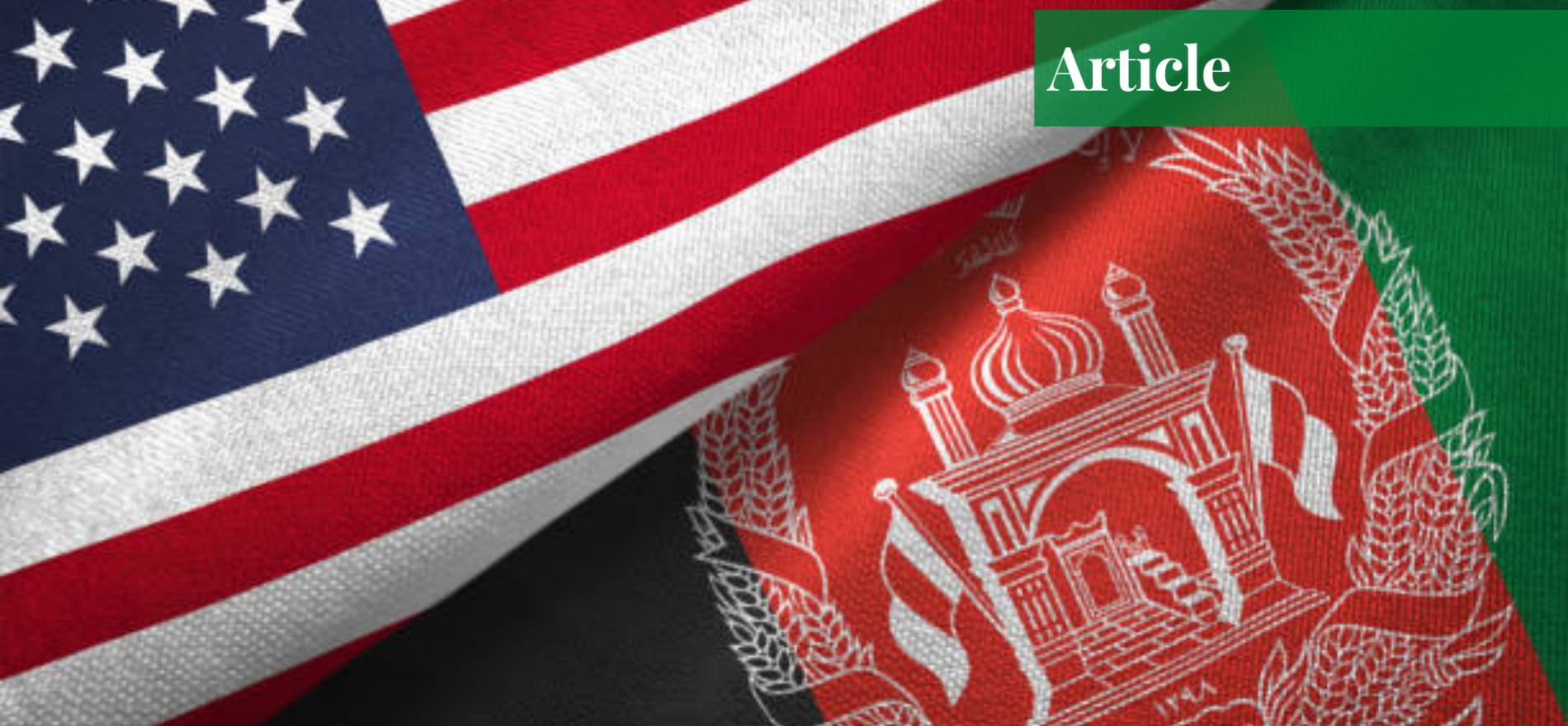 US withdrawal from Afghanistan
