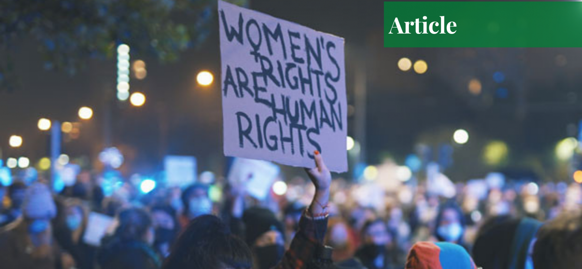 women's rights in Pakistan